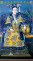 The Portrait of the Qing Dynasty Cixi Imperial Dowager Empress of China by an Imperial Painter 3.PNG