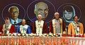 The President, Shri Ram Nath Kovind at the 6th Convocation of Shri Mata Vaishno Devi University, in Jammu.JPG