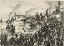 The Return from Dunkirk- Arrival at Dover Art.IWMARTLD251.jpg