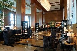 The Ritz-Carlton Tokyo Lobby 2018