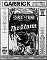 The Storm (1922) - Ad 3.jpg