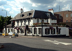 West Wickham - The Swan Public House, West Wickham