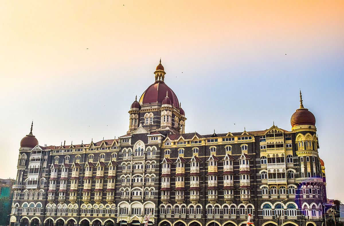 The Taj Mahal Palace Hotel Wikipedia