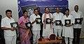 The Vice President, Shri M. Venkaiah Naidu releasing the first copy of 'Mana Akkineni', a pictorial biography on legendary Telugu Actor, Shri Akkineni Nageswara Rao, in Atkur, Andhra Pradesh.jpg