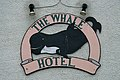 The Whale Hotel sign - geograph.org.uk - 944012.jpg