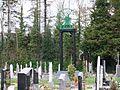 The bell in the graveyard at Derrinturn church - panoramio.jpg