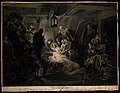 The death of Lord Nelson on the quarter deck aboard HMS Vict Wellcome V0006849.jpg