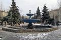 The fountain on Boulevard on Fontannaya Street in Volzhsky 001.jpg