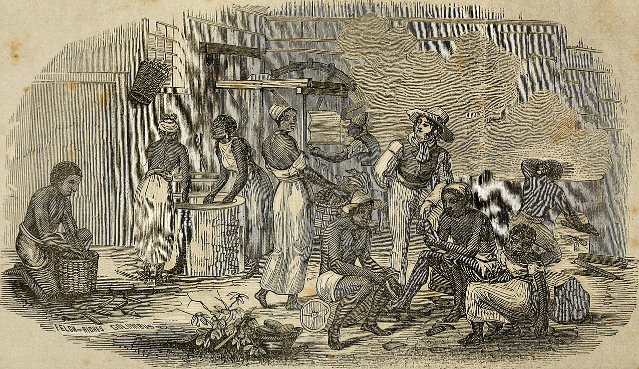 an history of slevery in african slave trade Piratical expeditions to procure slaves— causes of the gradual extinction of  slavery in europe— origin of the african slave trade by the portuguese.