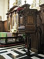 The pulpit within St Vedast alias Foster - geograph.org.uk - 922044.jpg