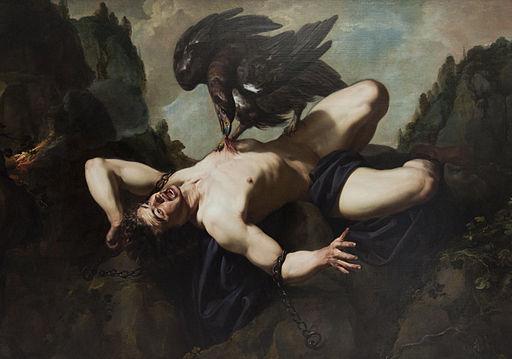 Theodoor Rombouts (1597-1637) - Prometheus - KMSK Brussel 25-02-2011 12-45-49