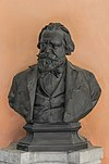 Theodor Meynert (1833-1892), Nr. 110, bust (bronze) in the Arkadenhof of the University of Vienna-2927.jpg