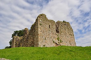 Thirlwall Castle - Image: Thirlwall Castle geograph.org.uk 2530461
