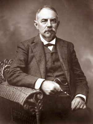 Thomas G. Jones - Jones later in life