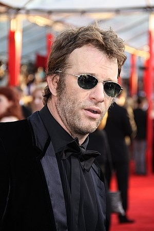 Thomas Jane - Jane at the Screen Actors Guild Awards in 2010