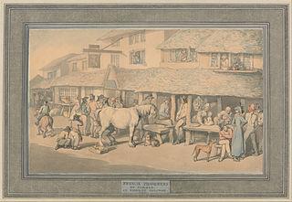 Bodmin Cornwall- French Prisoners on Parole