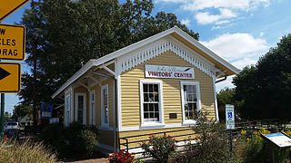 Thomasville Railroad Passenger Depot United States historic place
