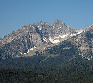 Thompson Peak (Idaho)