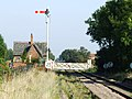 Thornton Abbey, Level Crossing - geograph.org.uk - 990153.jpg