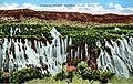 Thousand Springs Falls near Hagerman, Idaho, circa 1915 (AL+CA 1588).jpg