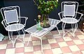 Three Piece Metal Garden Setting.jpg
