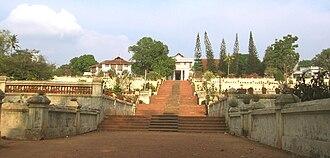 Hill Palace, Tripunithura - Image: Thripunithura Hill Palace 2