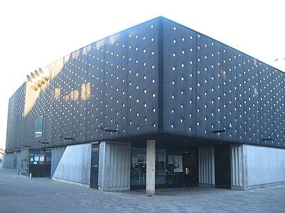 Hoe gaan naar Poppodium 013 met het openbaar vervoer - Over de plek