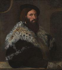 Portrait of Girolamo Fracastoro