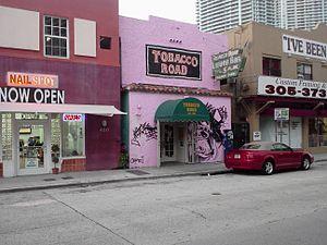 Tobacco Road (bar) - Image: Tobacco Roadpink