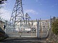 Tokaido Shinkansen Numazu frequency changer substation 01.jpg