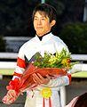 Tokyo Daishoten 20141229 Hideaki-Miyuki.JPG