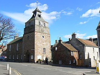 Tolbooth - Crail Tolbooth