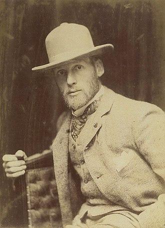 Tom Roberts - Roberts, c. 1895