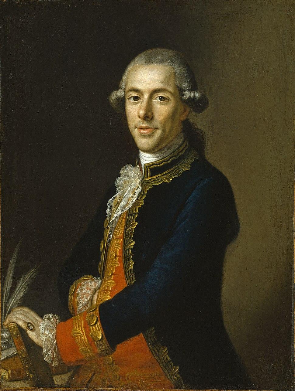 Tomas de Iriarte Joaquin Inza