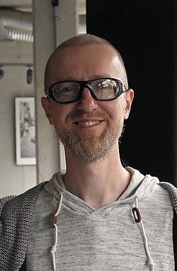 Tomasz Bagiński 2016.jpg