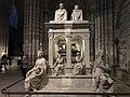 Tombeau Louis XII Anne Bretagne Basilique St Denis St Denis Seine St Denis 1.jpg