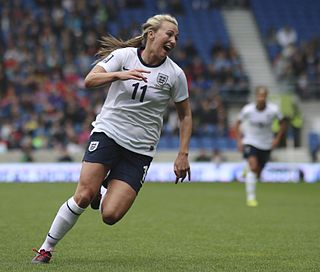 Toni Duggan English international association football player
