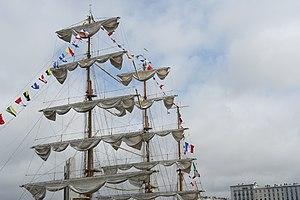 Tonnerres de Brest 2012 - 120716-016 Cuauhtemoc.JPG