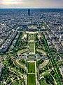 Top view of Paris from Eiffel Tower.jpg