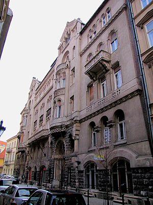 Sava Tekelija - Tekelijanum Palace
