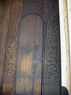 Torpo stave church - Image: Torpo stavkirke 03040024