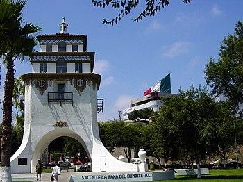 Torre del Casino Agua Caliente