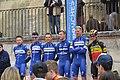 Tour La Provence 2019 - Avignon - présentation des équipes - Quick step.jpg