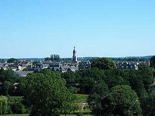 Ernée,  Pays de la Loire, France