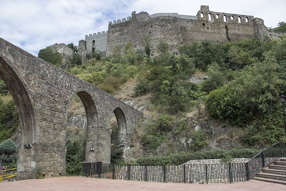 Trabzon City walls and Aquaduct