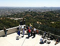 Transit of Venus at Griffith Observatory, Los Angeles, 5 June 2012 (7158919335).jpg