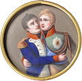 Treaties of Tilsit miniature (France, 1810s) side A.jpg