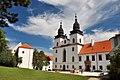 Trebic, Schloss und Basilika St. Prokop (38686701202).jpg