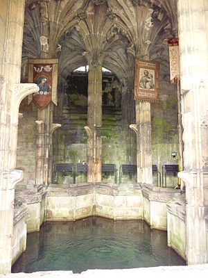 Charles Sidney Beauclerk - St. Winefride's Well, Holywell