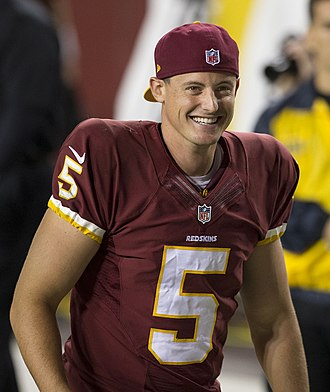 Tress Way - Way with the Washington Redskins in 2014